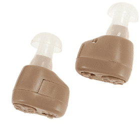 NewEar Hearing Amplifier Ear ITC