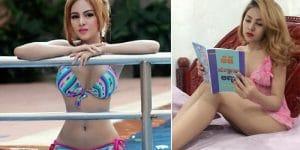 Beautiful Khmer Female Stars