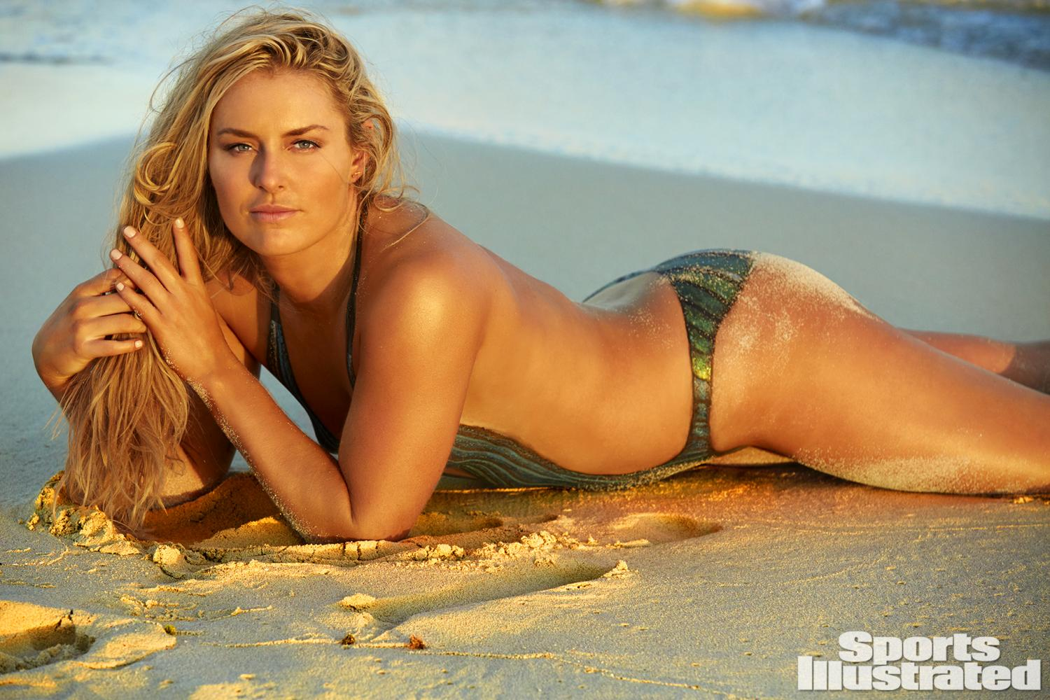 Lindsey Vonn Lindsey-Sexiest Female Athletes