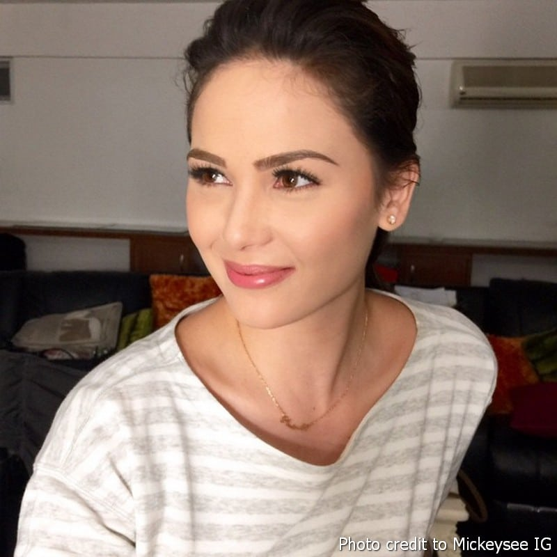 Kristine Hermosa-Beautiful Filipino Female Stars