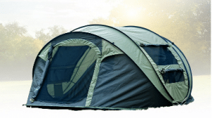 FiveJoy 4 Person Instant Pop-up Tent-Camping Tents