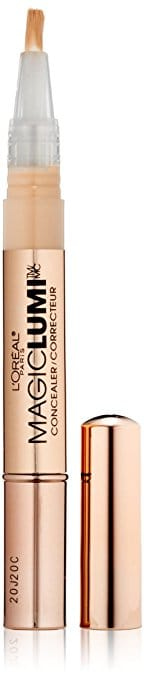 L'Oreal Paris Magic Lumi Highlighter Concealer, Deep, 0.05 Ounces