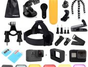 Top 10 Best GoPro Accessories Kits Review in 2019