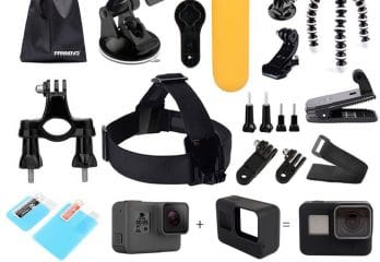 Top 5 Best GoPro Accessories Kits in 2017