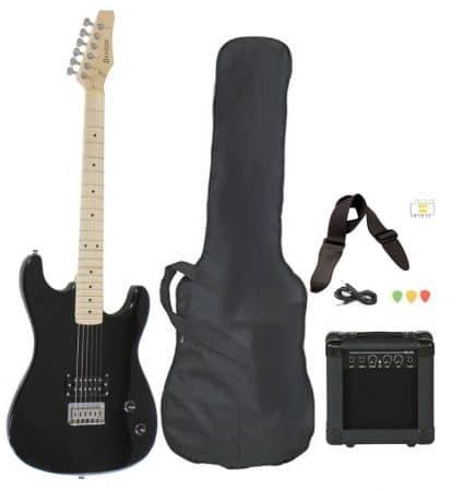 Davidson Guitars, Full Size Black Electric Guitar