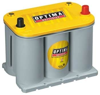 Optima, 8040-218 D35 YellowTop Car Battery