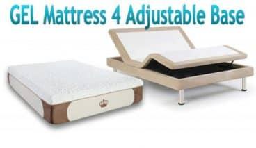 Adjustable mattresses
