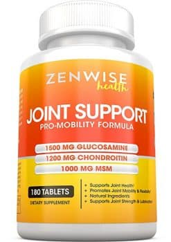 Zenwise Labs' - Joint Supplements