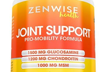 Top 13 Best Joint Supplements in 2018 Review – Buyer's guide