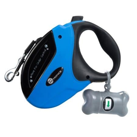 retractable dog leashes