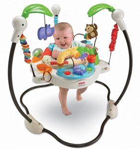 Fisher-Price, Luv U Zoo Jumperoo - baby jumpers