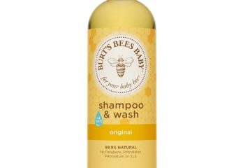 Baby Shampoos For Sensitive Skins
