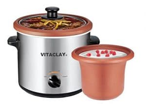 VitaClay VS7600, Yogurt Makers