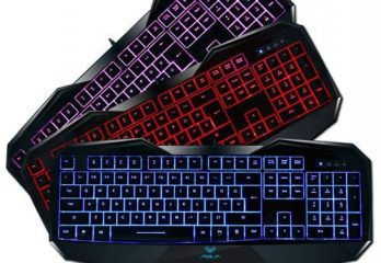 Top 5 Best Gaming Keyboards in 2017