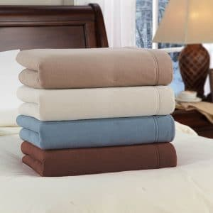 Soft Heat Luxury Micro-Fleece Electric blanket