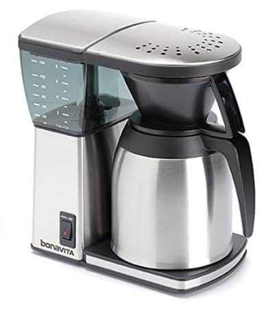 Bonavita, BV1800SS 8-Cup Original Coffee Brewer - Drip Coffee Makers