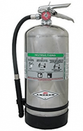 Amerex B260, 6 Liter Wet Chemical Class A K Fire Extinguisher