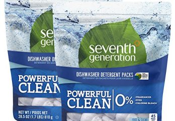 Natural Dishwasher Detergent