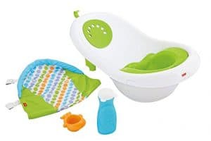 Fisher-Price 4-in-1 Sling 'n Seat baby bathing Tub