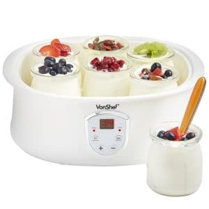 VonShef Automatic Digital - Yogurt Makers