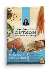 Rachael Ray Nutrish 4Health Cat Food