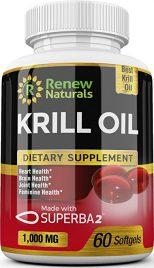 Renew Naturals' - Antarctic Krill Oil