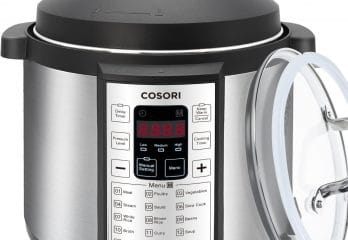 Top 5 Best Electric Pressure Cookers in 2017