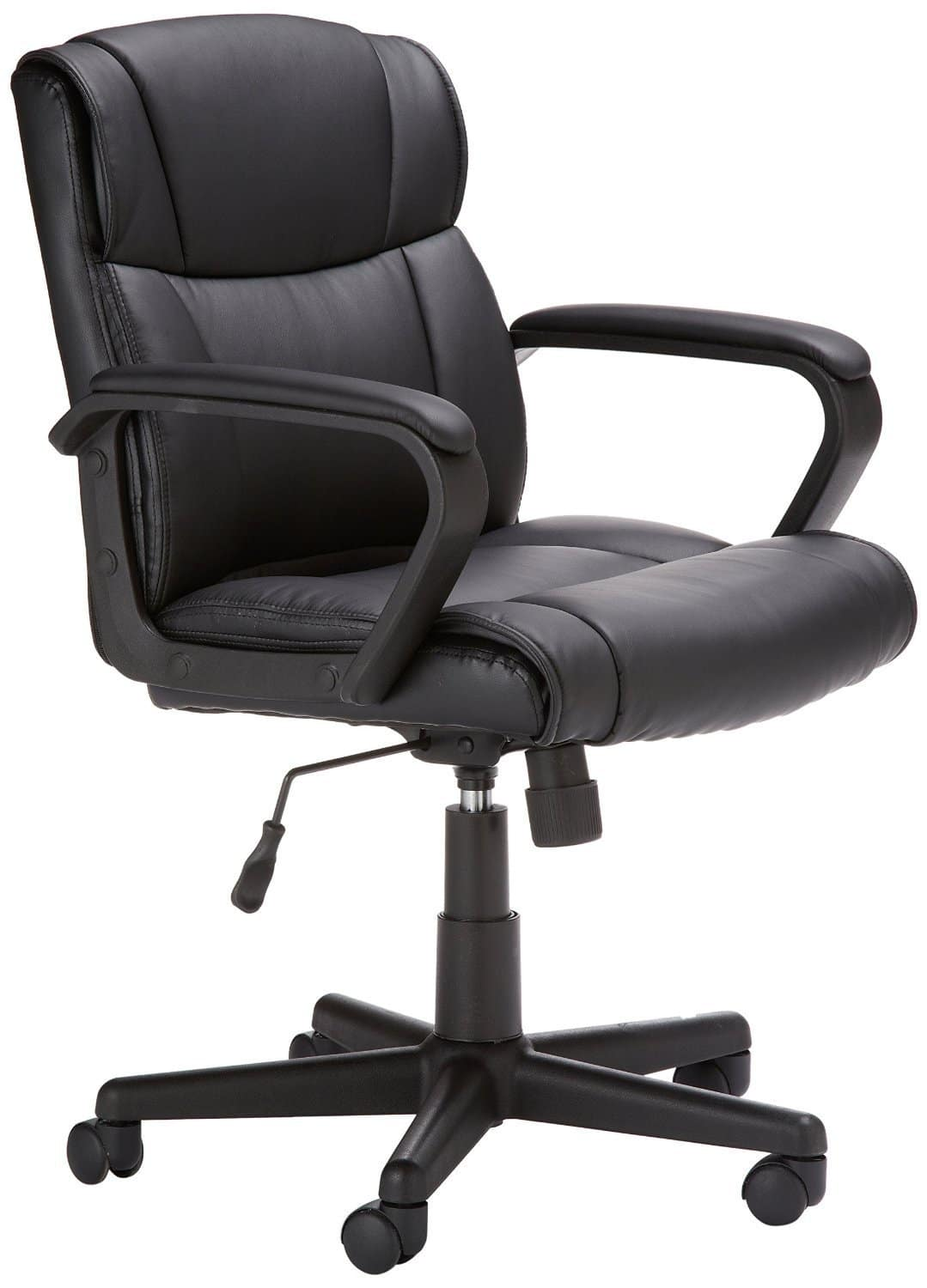 amazon basics midback office chair ergonomic office chairs