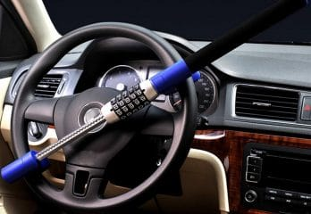 Top 10 Best Steering Wheel Locks for Car Review in 2019