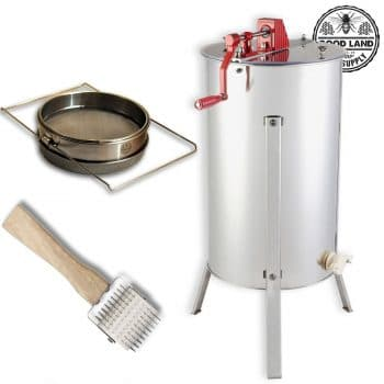 Goodland Bee Supply, 2-Frame Honey Extractor