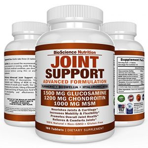 BioScience Nutrition's Joint Support Supplement