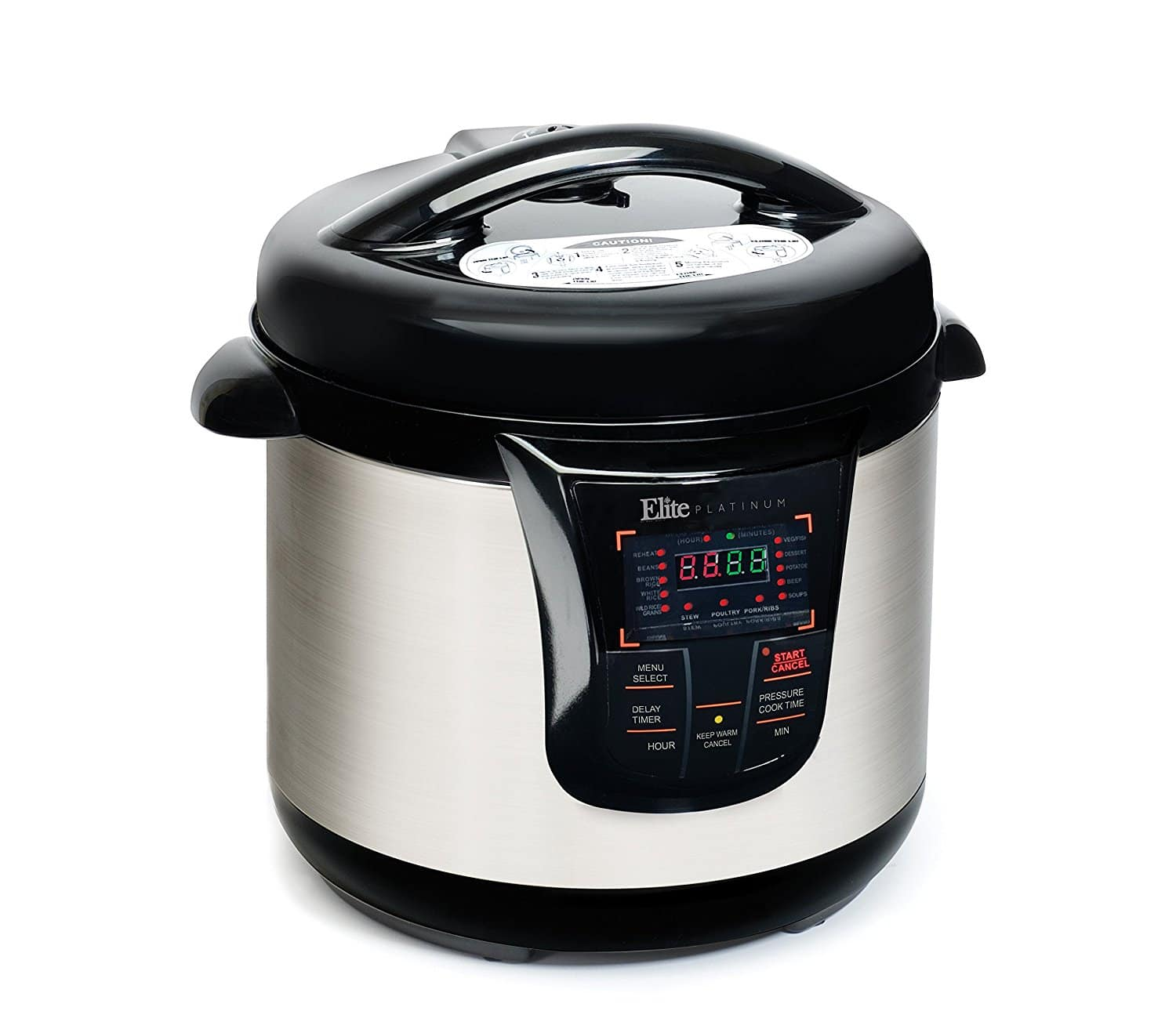Electric Pressure Cooker For Canning ~ Top best electric pressure cookers in july