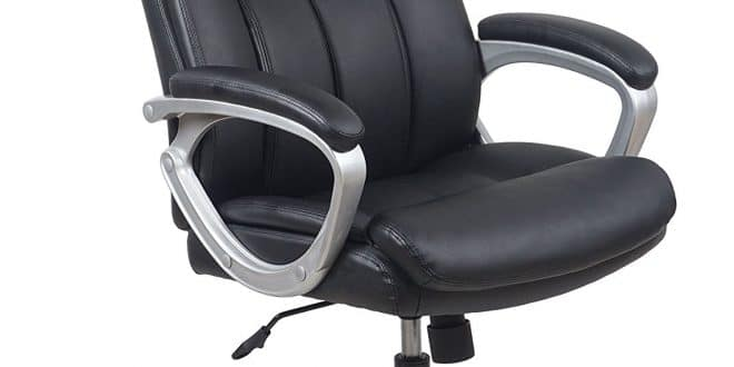Best Ergonomic Office Chair 2017: Top 5 Best Ergonomic Office Chairs In 2017 Reviews (June