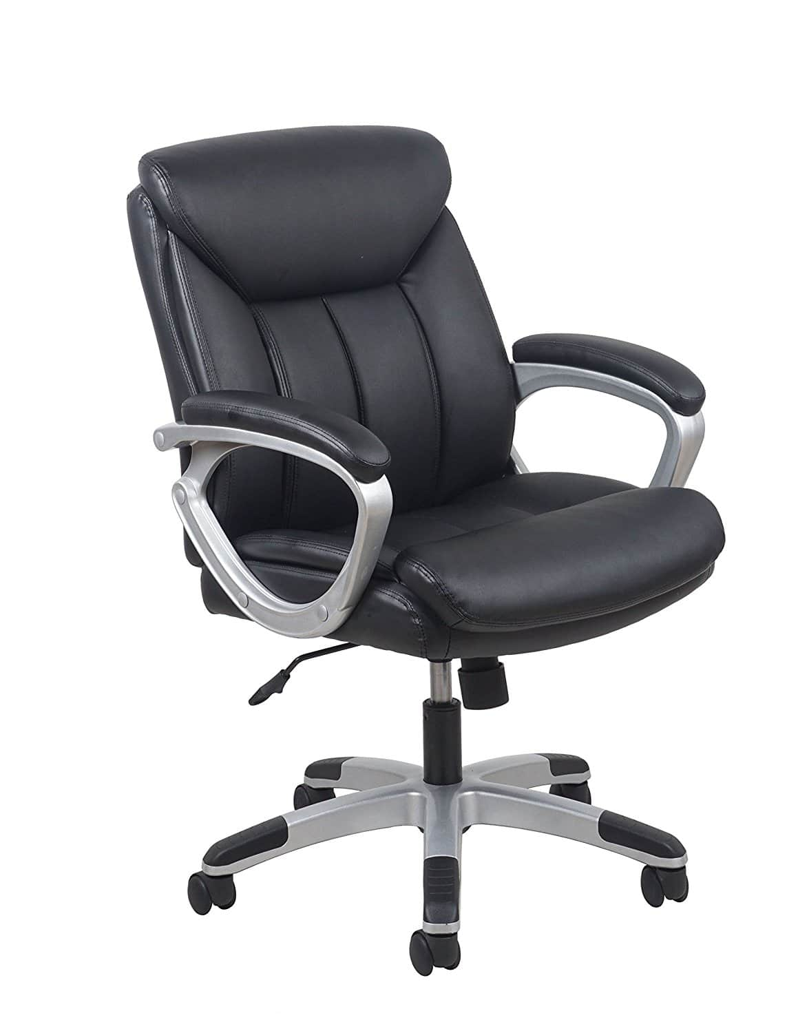 top 10 best ergonomic office chairs in 2018 may 2018. Black Bedroom Furniture Sets. Home Design Ideas