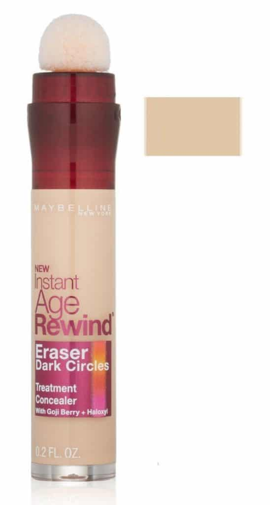 Maybelline New York Instant Age Rewind Eraser Dark Circles Treatment Concealer, 0.2 fl. oz.