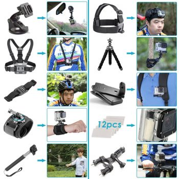 GoPro Accessories Kits