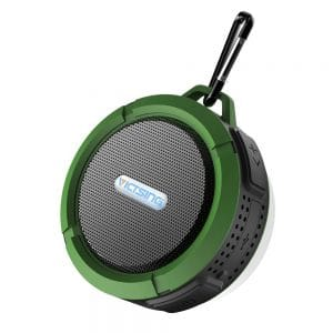 VicTsingBluetooth Shower Speakers, Wireless Waterproof Speaker with 5W Driver