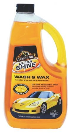 car wash soaps