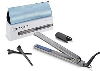 Ceramic And Titanium flat Iron