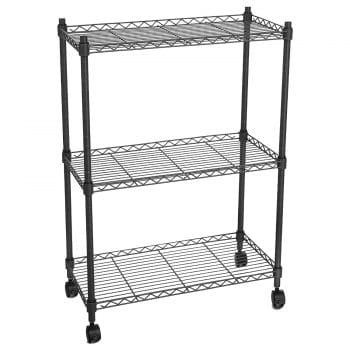 Collapsible Storage Rack