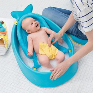 Skip Hop Moby Bath Smart Sling 3-Stage Bathtub -baby bathing tubs