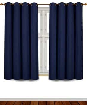 Utopia bedding's Blackout curtains