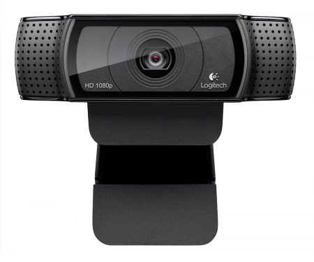 Logitech, HD Pro Webcam C920 - wifi camera
