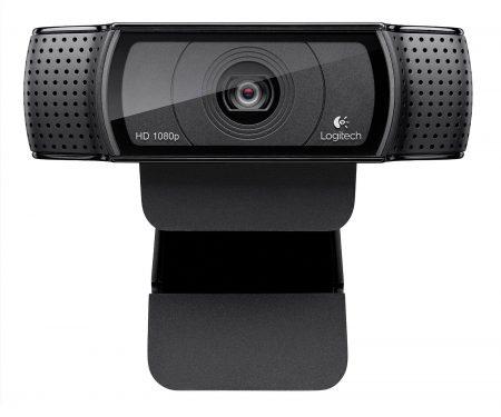 Logitech,HD Pro Webcam C920- wifi camera