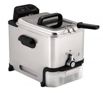 -fal FR80003.5-Liter Fry Basket Stainless Steel -Deep Fryers