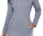 BUIBIU sweatshirt dress