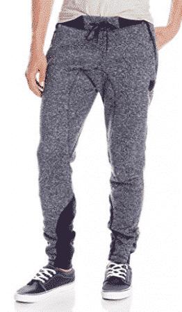 Southpole Men's Marled Fleece Jogger Pant