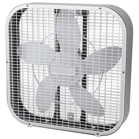 Holmes, HBF2010A-WM 21-Inch by 4.5-Inch Box Fan
