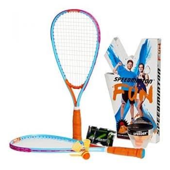 Speedminton Badminton Set,Badminton Rackets