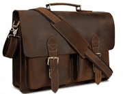 Top 5 Best Handmade Leather Messenger Bags 2019 – Buyer's Guide